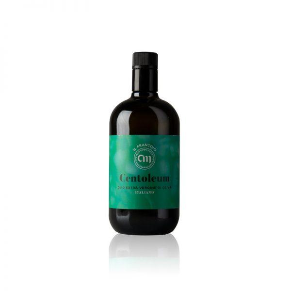 Olio di oliva umbro 750ml Centoleum Centumbrie