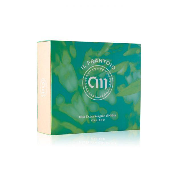 Cesto regalo olio extravergine olive umbro Centumbrie