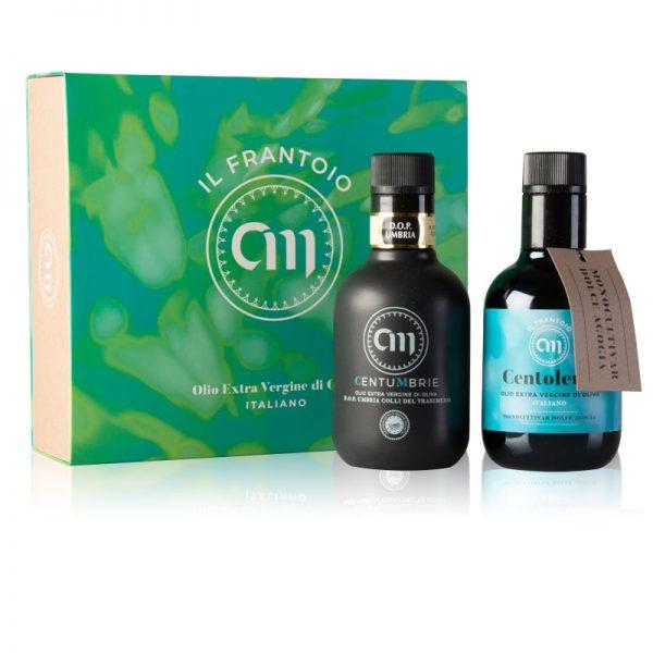 Olio di oliva confezione regalo Umbria