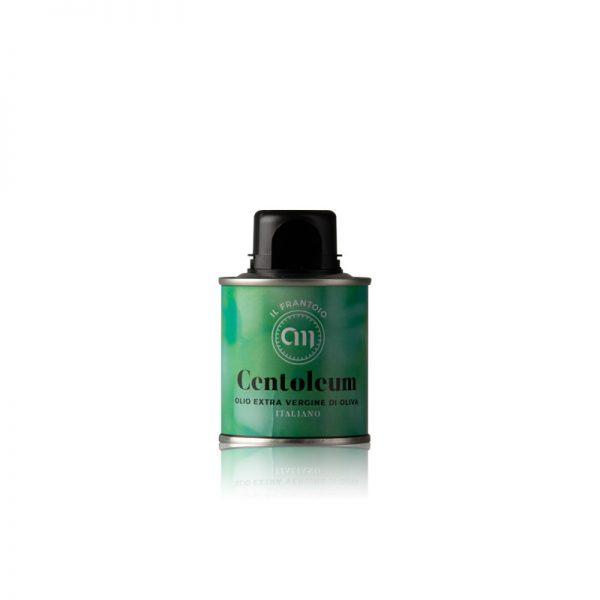 Olio extravergine oliva umbria 100ml Centoleum Centumbrie